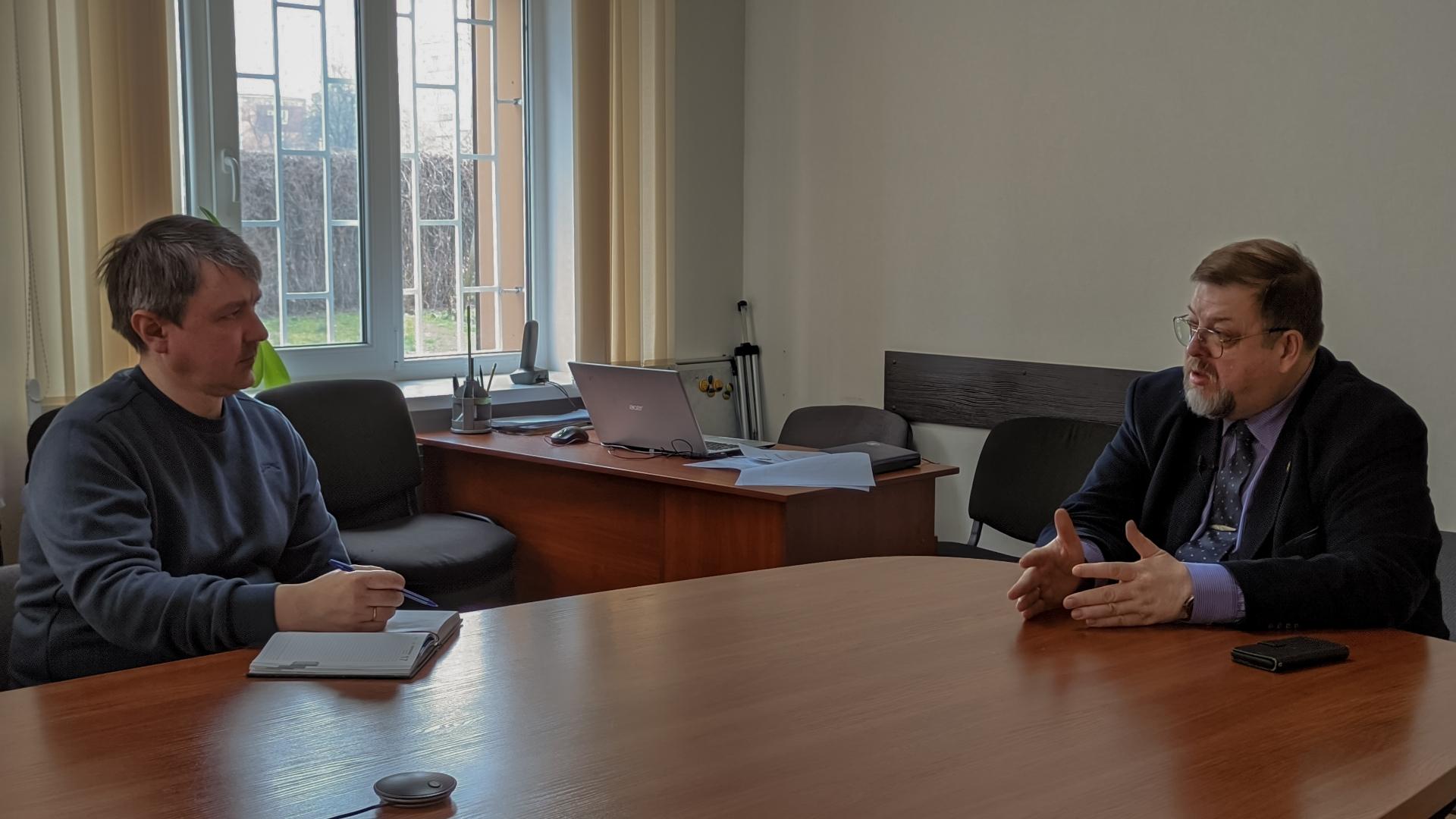 Розвиток інвестицій має йти паралельно із розвитком культури: досвід «Інституту розвитку Кременчука» досліджували олександрійці
