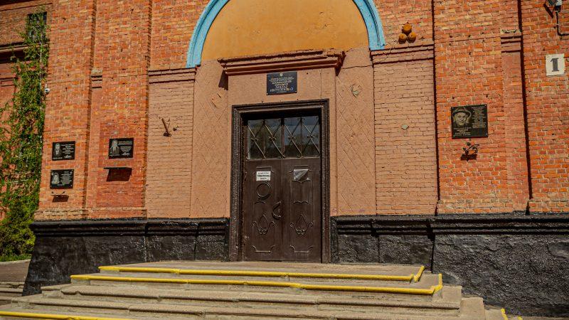 Свято-Миколаївська церква (школа №2)