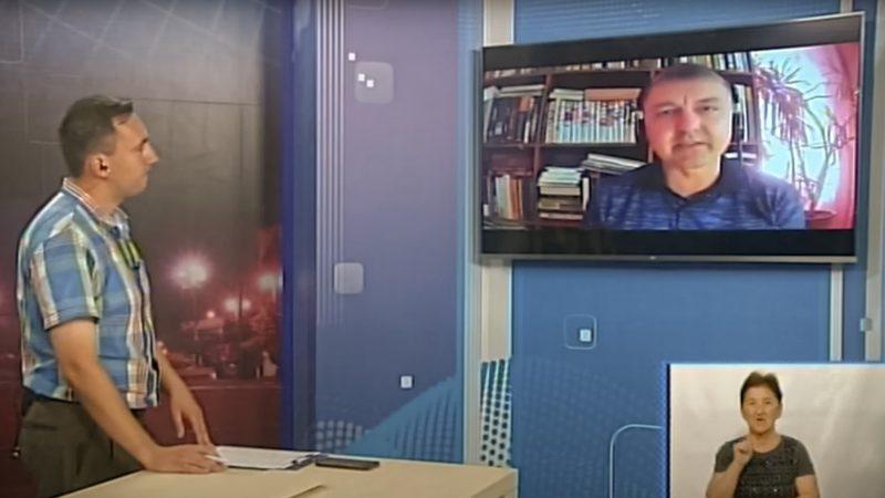 Представник громадського простору «КУБ» розповів на Суспільному про проблеми внутрішньо переміщених осіб (відео)
