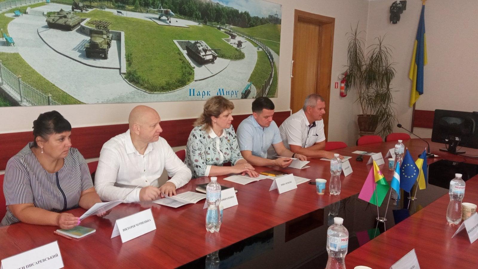 Кременчук-Олександрія: налагоджується співпраця міст і діалог громад
