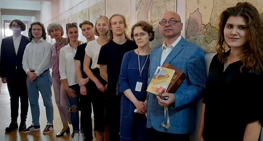 У Центральному державному історичному архіві України реалізують екскурсійний міні-проєкт